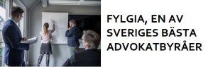 En av Sveriges bästa advokatbyråer